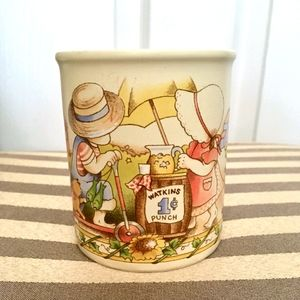 COUNTRY KIDS Collector's Mug,  1990 Good Friends